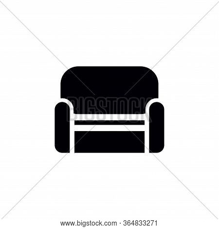 Couch Icon Vector Icon On White Background. Couch Icon Modern Icon For Graphic And Web Design. Simpl