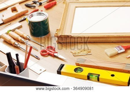 Decorator Work Table