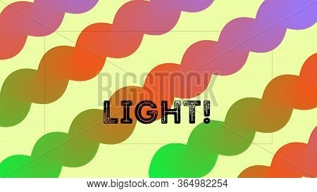 Funky Neon Blend Vector Background. Pearlescent Noble Vector Color Overlay. Trendy Colorful Vibrant