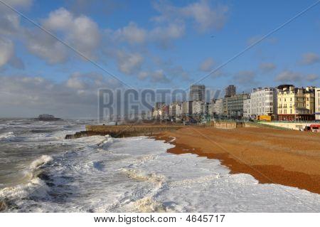 Brighton West Beach