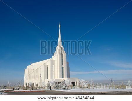 Rexburg LDS Tempel