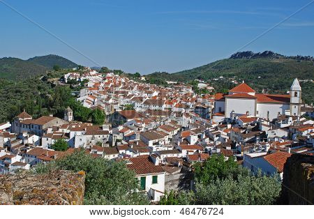 Medieval Village Marvao(Portugal)