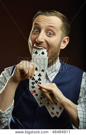 Playing Cards Trick