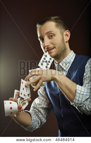 Magic With Playing Cards