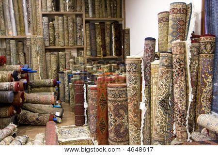 Many Carpets In India