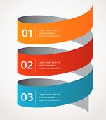 Abstract design and infographics, background, vector icon poster