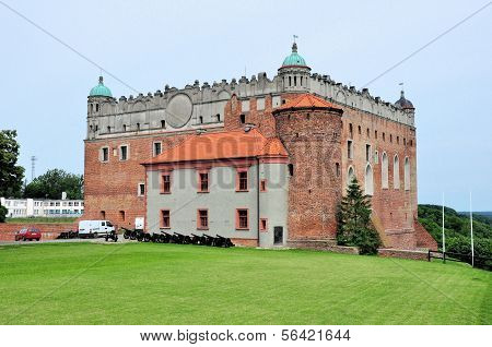 Castle Of Golub-dobrzyn, Poland