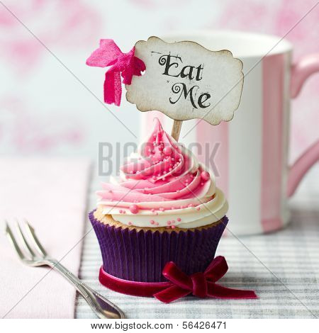 Cupcake with