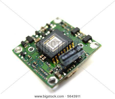 Video Sensor Control Of The Digital Minichamber