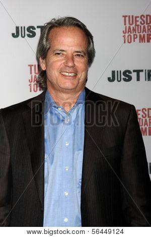 LOS ANGELES - JAN 6:  Graham Yost at the