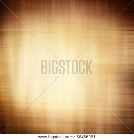 Gold, Brown and White Multi Layered Background poster