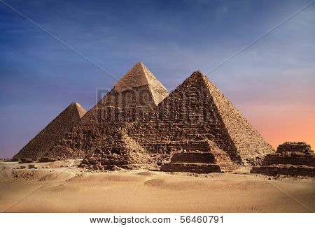Pyramids of Gizey | Egypt