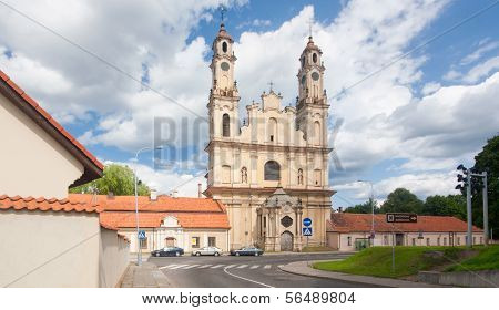 Church of the Ascension, Vilnius, Lithuania
