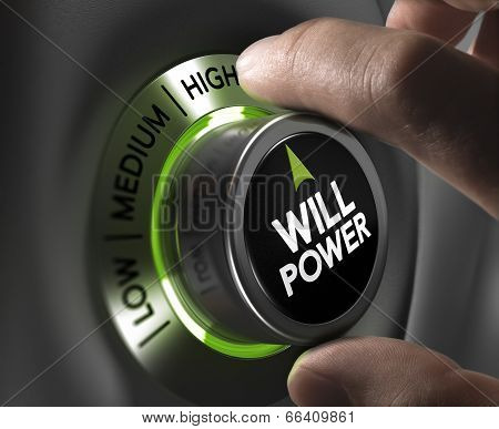 Will Power Concept
