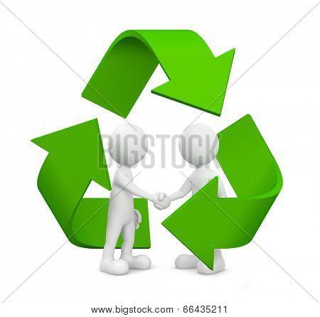 Green business agreement.