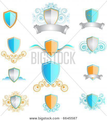 Armor Template Blue