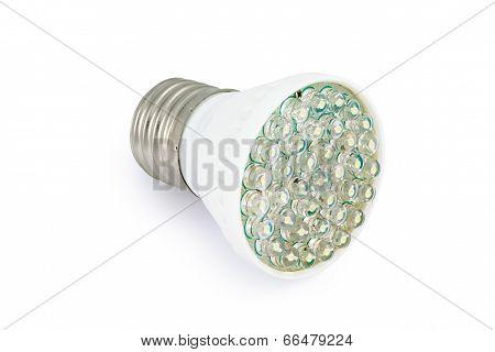 Energy saving LED light bulb E27