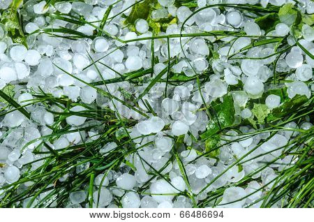 Hail Ice Balls