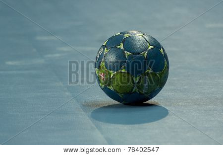 Ball On The Field