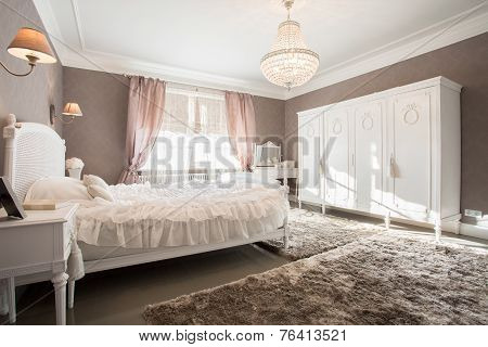 Enormous Bedroom