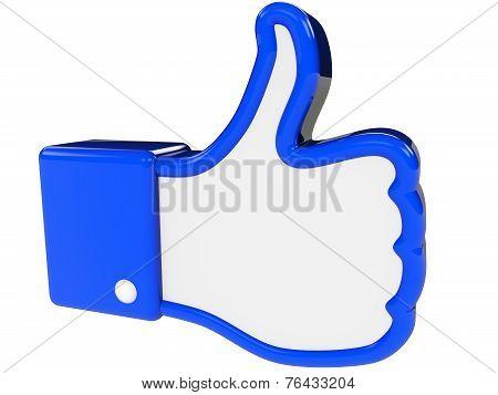 Symbol Of Positive Feedback