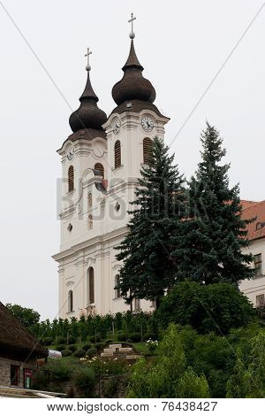 Benedictine Tihany Abbey