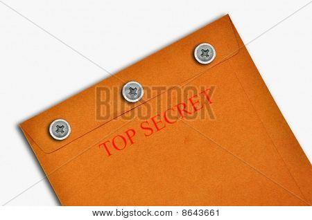 Top Secret Envelop