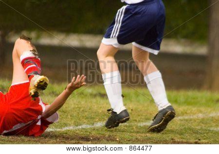 Soccer Mercy