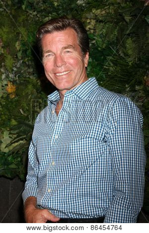 LOS ANGELES - MAR 26:  Peter Bergman at the Young & Restless 42nd Anniversary Celebration at the CBS Television City on March 26, 2015 in Los Angeles, CA