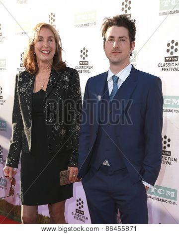 LOS ANGELES - MAR 26:  Rory Flynn, Sean Flynn at the 50th Anniversary Screening Of