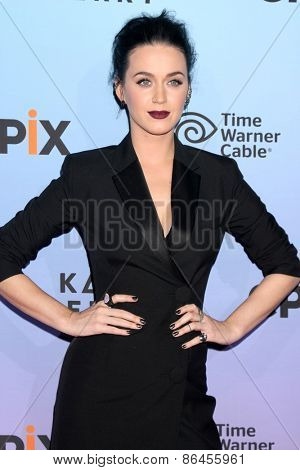 LOS ANGELES - MAR 26:  Katy Perry at the