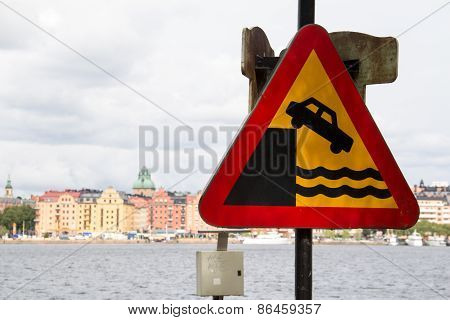 Swedish Danger Sign