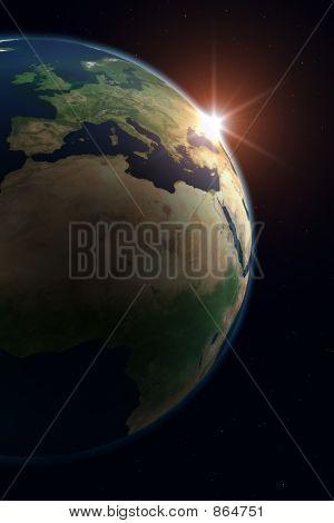 Planet Earth - Europe