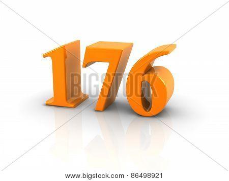 Number 176
