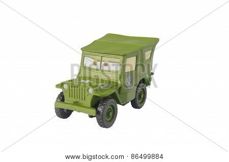 Sarge From Cars