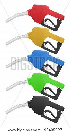 Fuel Nozzle For Gas Station