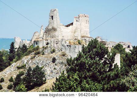 Cachtice Castle, Slovakia