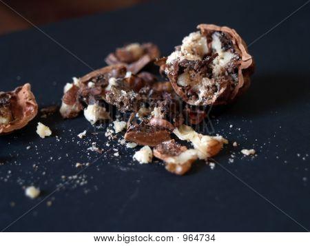 El gusano y el Wallnut