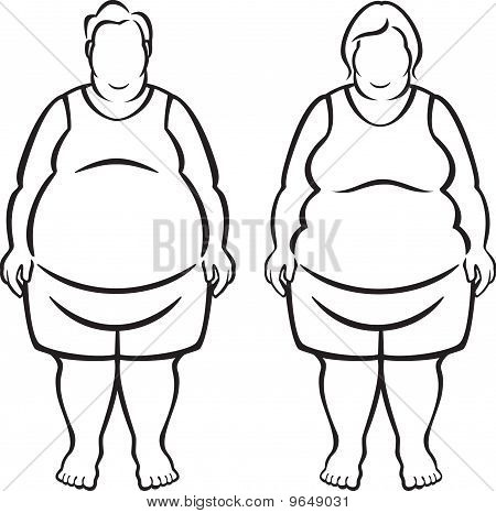 Morbidly Obese People