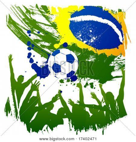 vector worldcup  brazil