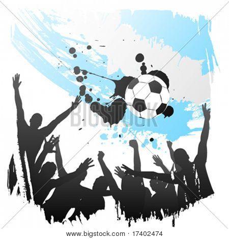 vector worldcup  argentina