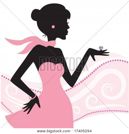women with jewelry
