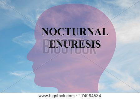 Nocturnal Enuresis Concept