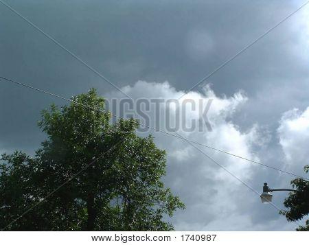 Receding Storm