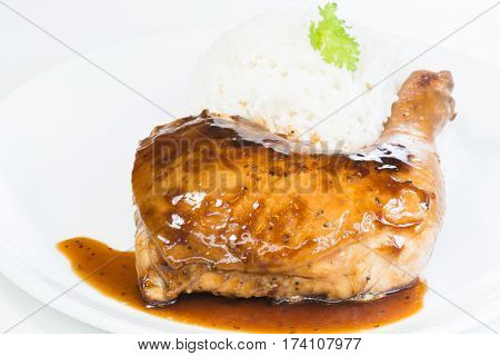 Authentic South East Asian cuisine - Chicken Adobo