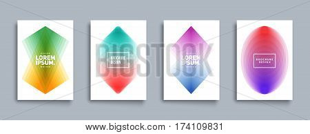 Covers with geometric shapes multiply. Applicable for Banners, Placards, Posters, Flyers and Banner Designs. Eps10 vector template.