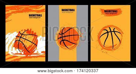 Design Basketball Championship Basketball, sports, abstract ball