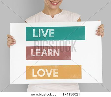 Motivation Love Life Learn Everyday