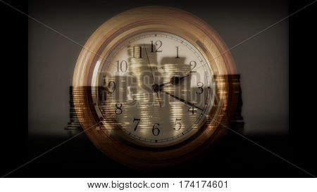 Time is money. Make the most of your time. The future is everything. Saving money is ALWAYS the antidote