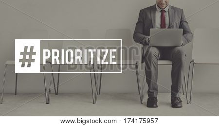 Start Up Business Venture Goals Prioritize